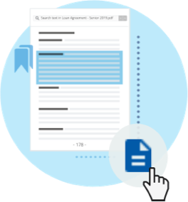 instant loan doc viewer to see the exact provision of your loan docs