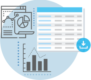 automated reporting that is fully customizable to your needs