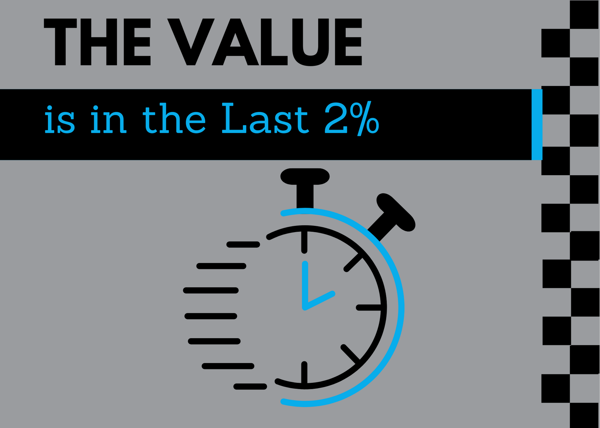 the value of commercial real estate professionals is in the last 2% of their workflow