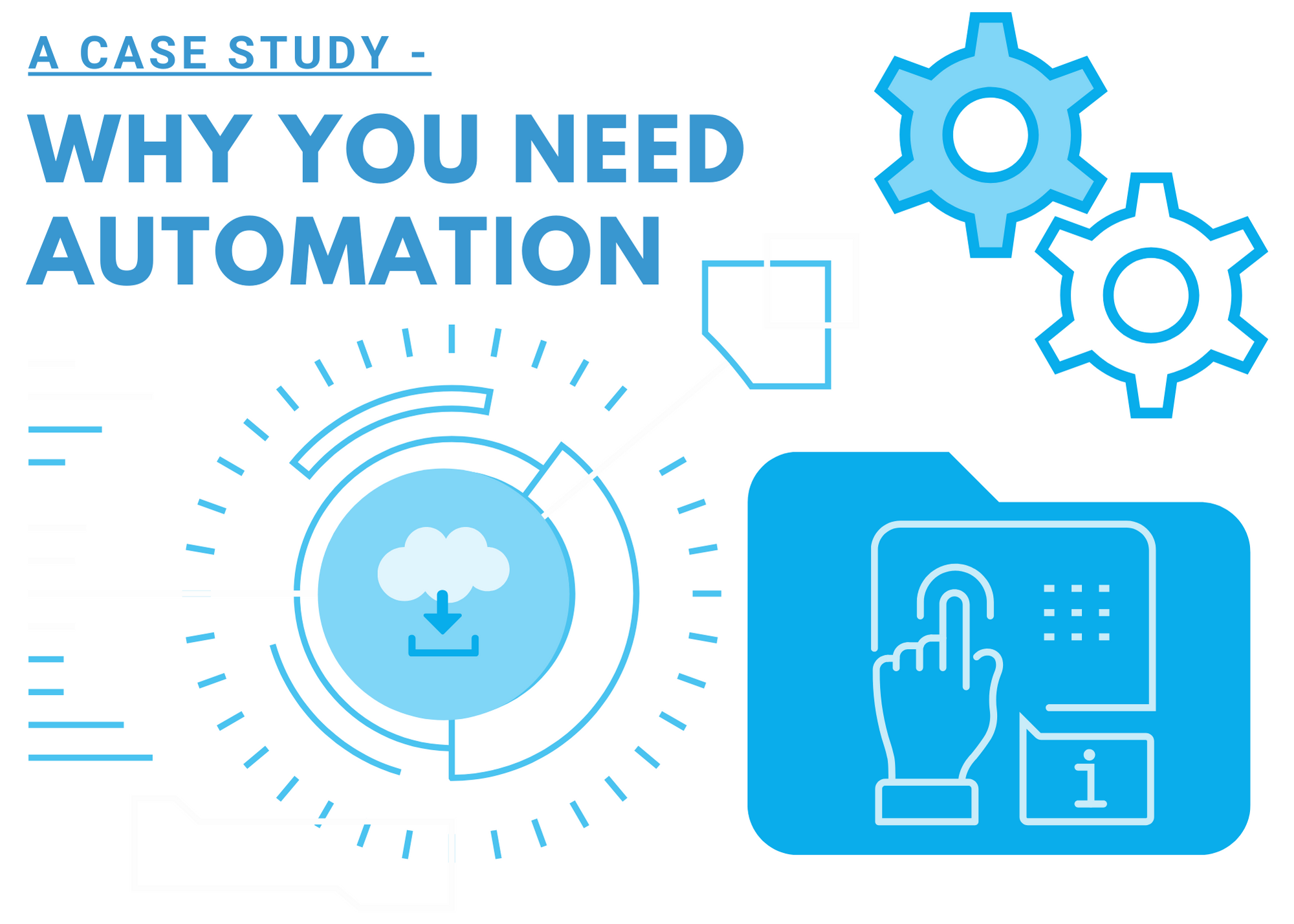 automation is important to reduce human error and save time