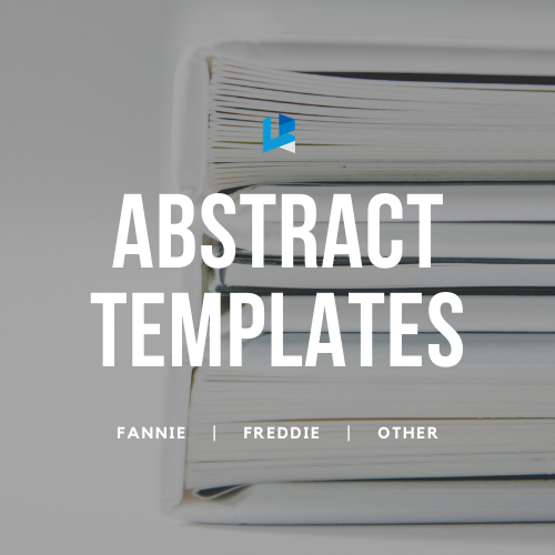 abstract template download