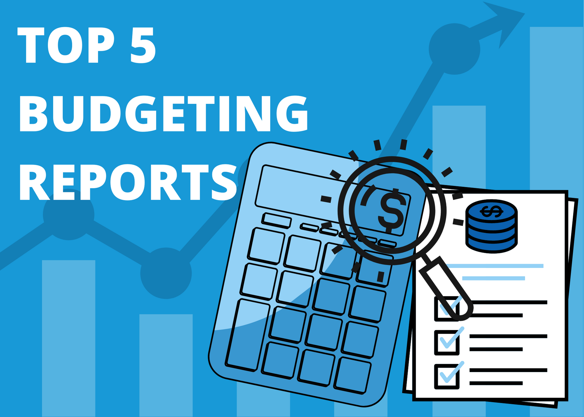 top reports for commercial real estate budgeting