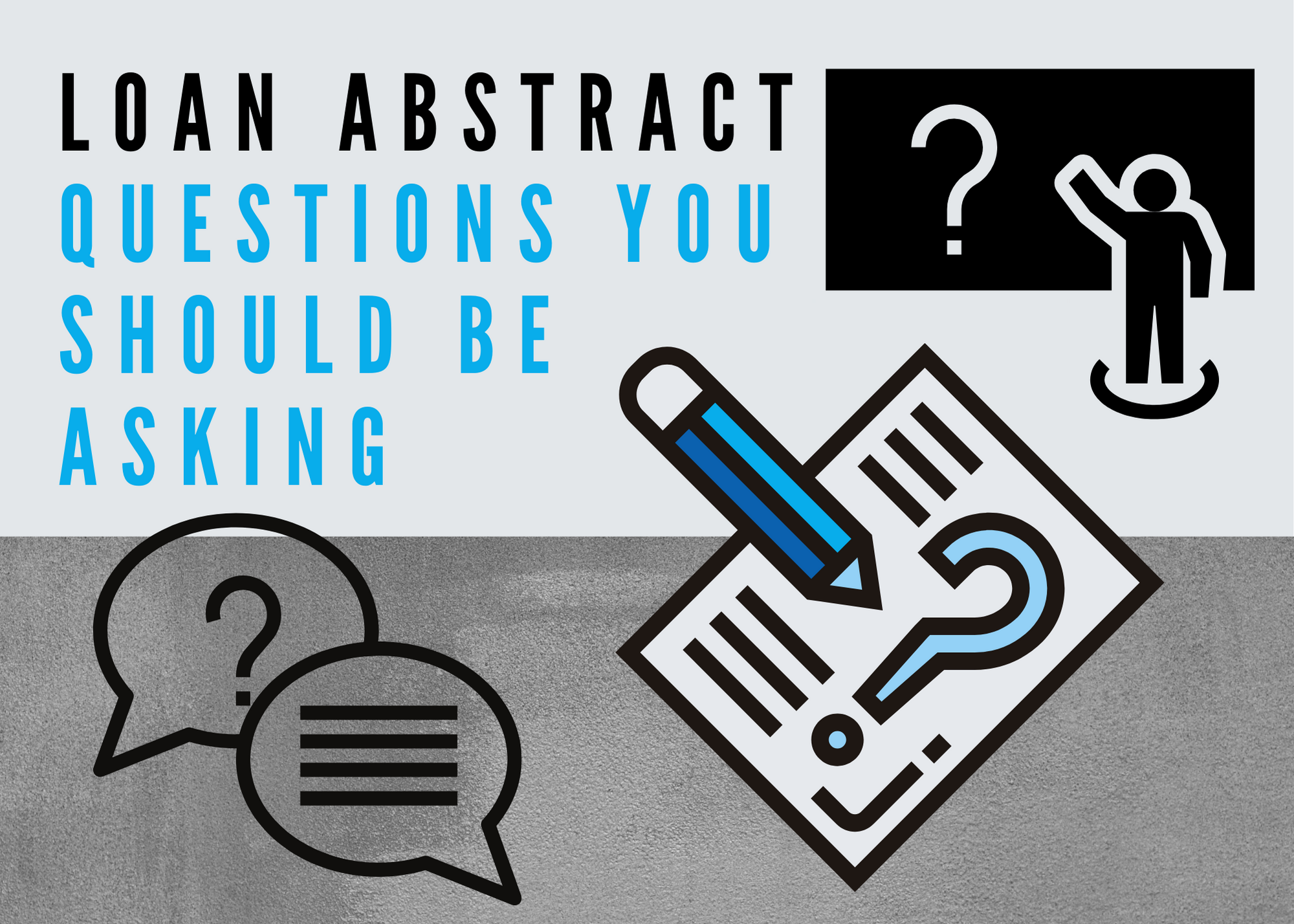 Abstract Questions You Should Be Asking